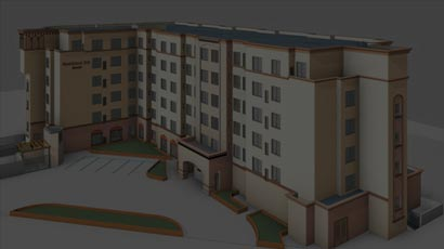 BIM with LOD 300 for Clash Free Construction of a Residential-Inn in California
